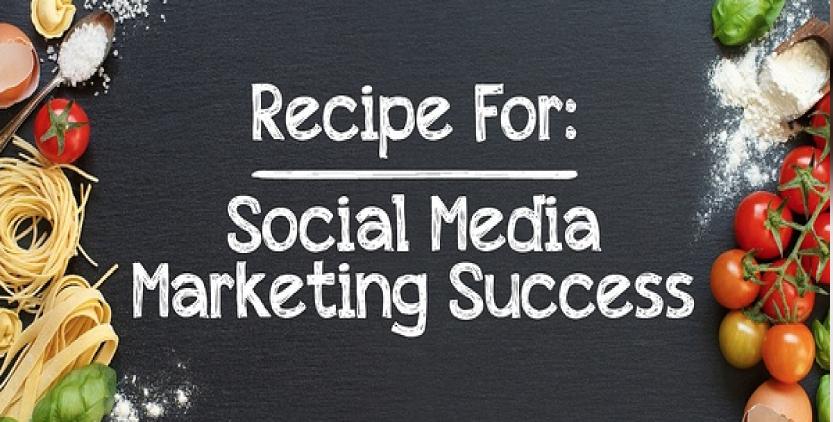 Recipe for Social Media Marketing Success